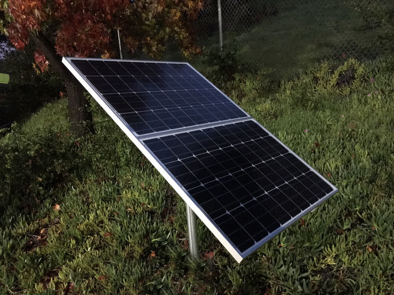 two-panel-solar-mount