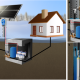 Pressurized Water System for Cold Climate Household